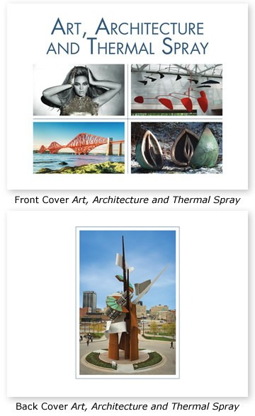 Art, Architecture and Thermal Spray by Plasma Powders, Inc. | Thermal Spray Industry Book