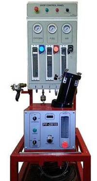 hipojet-2700-hvof-oxy-fuel-spray-system